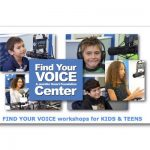 Find Your Voice Radio Workshops